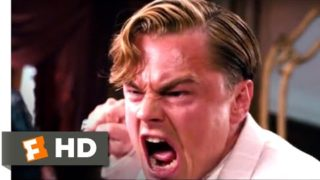 The Great Gatsby (2013) – A Fit of Rage Scene (7/10) | Movieclips