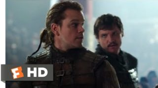 The Great Wall (2017) – Archery Test Scene (3/10) | Movieclips