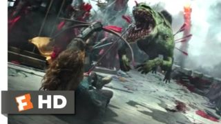 The Great Wall (2017) – Close Combat Scene (2/10) | Movieclips