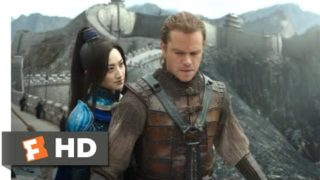 The Great Wall (2017) – Learning to Trust Scene (4/10)   Movieclips
