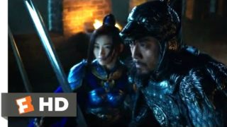 The Great Wall (2017) – Nighttime Trap Scene (5/10) | Movieclips