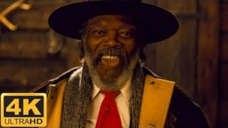 The Hateful Eight – Sheriff Mannix Introduces Himself To General Smithers – 4K Ultra HD