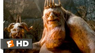 The Hobbit: An Unexpected Journey – The Goblin Hoard Scene (9/10) | Movieclips