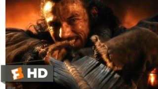 The Hobbit: The Battle of the Five Armies – The Fall of Smaug Scene (1/10) | Movieclips