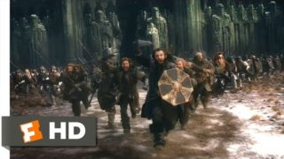 The Hobbit: The Battle of the Five Armies – To Battle! Scene (5/10) | Movieclips