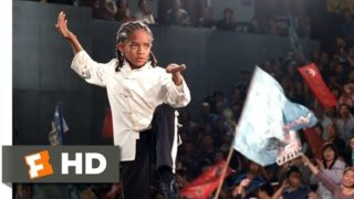The Karate Kid (2010) – Dre's Victory Scene (10/10)   Movieclips