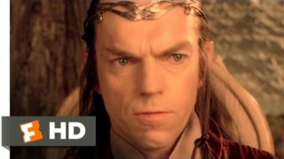 The Lord of the Rings: The Fellowship of the Ring (4/8) Movie CLIP – Council of the Ring (2001) HD