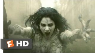 The Mummy (2017) – The Mummy Escapes Scene (7/10) | Movieclips