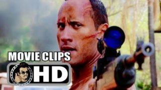 THE RUNDOWN – 4 Movie Clips + Trailer (2003) Dwayne Johnson Action Movie HD