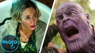 Top 10 Best Movies of 2018