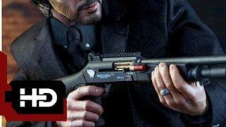 John Wick 3: Parabellum (2019) | Shotgun Scene | Armor Piercing Slugs | HD Clip