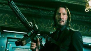 John Wick: Chapter 3   Keanu Reeves   Full Hotel Shootout Scene   1080p