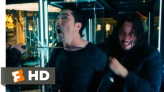 John Wick: Chapter 3 – Parabellum (2019) – Glass Room Fight Scene (8/12)   Movieclips