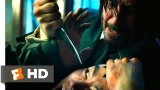 John Wick: Chapter 3 – Parabellum (2019) – Throwing Knives Scene (1/12)   Movieclips