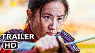 MULAN Trailer # 2 (NEW 2020) Disney Movie HD