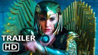 WONDER WOMAN 2 Official Trailer (NEW 2020) Gal Gadot, Wonder Woman 1984, Superhero Movie HD