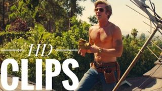 Once Upon a Time in Hollywood   Cliff Booth The Wife Killer   Movie Clip