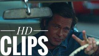 Once Upon a Time in Hollywood | Cliff Drops Off Rick | Movie Clip