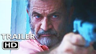 FORCE OF NATURE Official Trailer (2020) Mel Gibson, Action Movie
