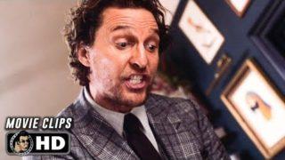 THE GENTLEMEN Clips + Trailers (2020) Matthew McConaughey