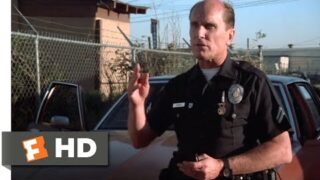 Colors (1988) – Hodges' Alley Scene (2/10) | Movieclips