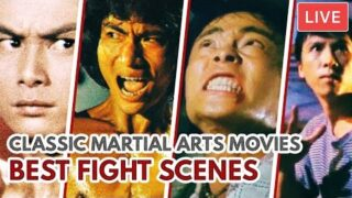 💥 LIVE NOW 💥 BEST FIGHT SCENES FROM MARTIAL ARTS CLASSIC MOVIES