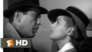 Here's Looking At You, Kid – Casablanca (5/6) Movie CLIP (1942) HD