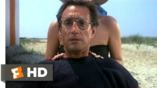 Jaws (1975) – Get out of the Water Scene (2/10) | Movieclips