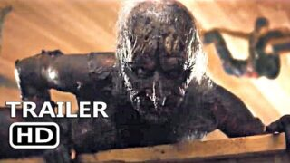 THE PALE DOOR Official Trailer (2020) Zombies Horror Movie