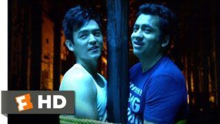 A Very Harold & Kumar Christmas (2011) – They Serve Pancakes in Hell Scene (3/4) | Movieclips