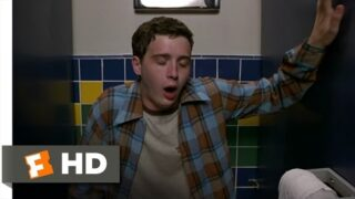 American Pie (10/12) Movie CLIP – Finch Has Diarrhea (1999) HD