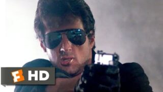 Cobra (1986) – You're a Disease and I'm the Cure Scene (1/10) | Movieclips