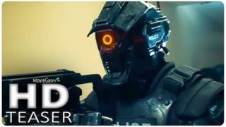 CODE 8 Official First Look (2019) New Sci Fi Movie Trailers HD