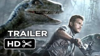Jurassic World Official Trailer #2 (2015) – Chris Pratt, Jake Johnson Movie HD