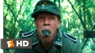 Overlord (2018) – Grenade Surprise Scene (7/10) | Movieclips