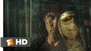 Rambo (1/12) Movie CLIP – Going Up River (2008) HD