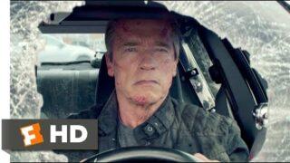 Terminator Genisys (2015) – Golden Gate Chase Scene (7/10) | Movieclips