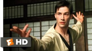 Virtual Combat – The Matrix (4/9) Movie CLIP (1999) HD