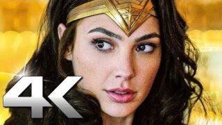 WONDER WOMAN 2 Trailer (4K Ultra HD) 2020