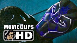 BLACK PANTHER – 3 Movie Clips + Trailers (2018) Chadwick Boseman Marvel Superhero Movie HD