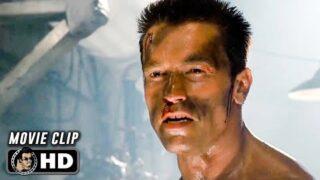 COMMANDO Clip – Let Off Some Steam (1985) Arnold Schwarzenegger