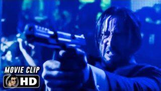 JOHN WICK Clip – Club Fight (2014) Keanu Reeves
