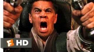 The Matrix Revolutions (1/5) Movie CLIP – Blaze of Glory (2003) HD