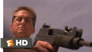 Falling Down (5/10) Movie CLIP – You Missed (1993) HD