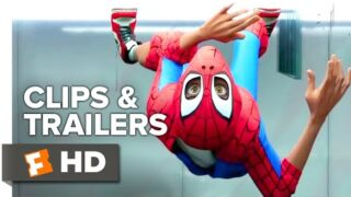 Spider-Man: Into the Spider-Verse ALL Clips + Trailers   Fandango Family
