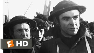 The Longest Day (2/3) Movie CLIP – The British Invasion (1962) HD