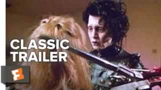 Edward Scissorhands (1990) Trailer #1   Movieclips Classic Trailers