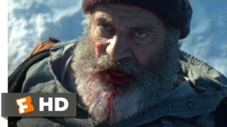 Fatman (2020) – Santa vs. Assassin Scene (8/10) | Movieclips