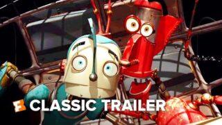 Robots (2005) Trailer #1   Movieclips Classics Trailer