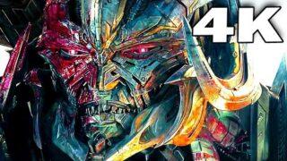 TRANSFORMERS 5 – Official Trailer # 3 (Ultra HD 4K, Movie HD Biggest Blockbuster?)